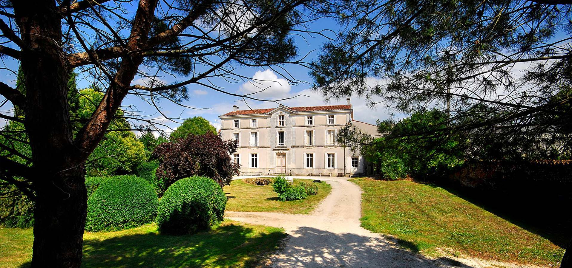 The domaine, haven in Charente maritime