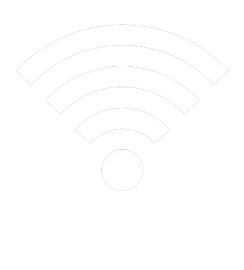 Wi-Fi in all cottages